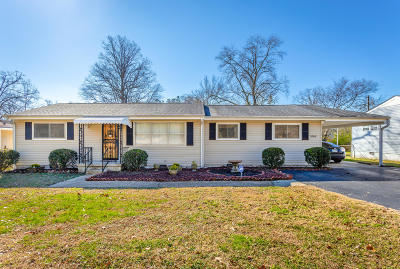Chattanooga Single Family Home For Sale: 3806 Bennett Rd