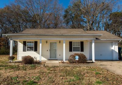 Chattanooga Single Family Home For Sale: 4129 Forest Acres Ln