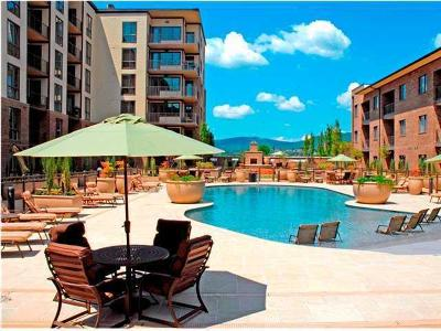 Chattanooga Condo For Sale: 200 Manufacturers Rd #Apt 627