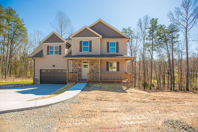 Soddy Daisy Single Family Home For Sale: 1841 Sugar Maple Ln