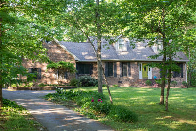 Signal Mountain Single Family Home For Sale: 5132 Old Chestnut Ridge Rd