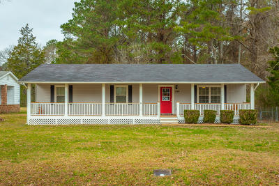 Chattanooga Single Family Home For Sale: 1149 Greens Rd