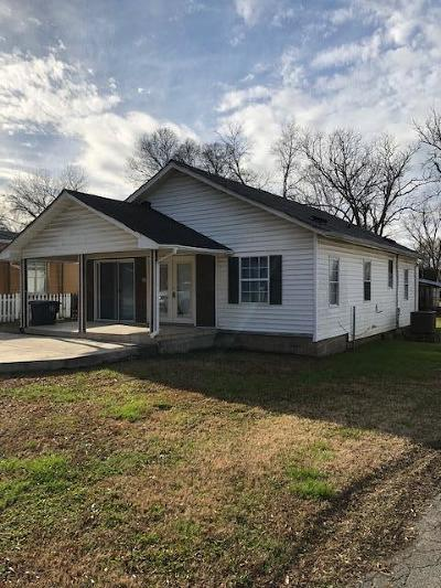 Chattanooga Single Family Home For Sale: 1513 Waterhouse St