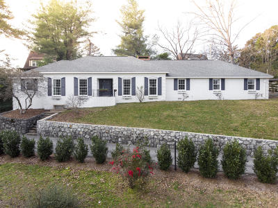 Single Family Home For Sale: 402 Lynncrest Dr