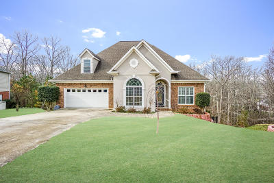 Ooltewah Single Family Home For Sale: 9524 Salisbury Ln #1