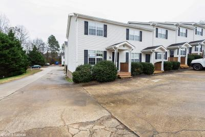 Ringgold Townhouse For Sale: 5 Arrowhead Ln