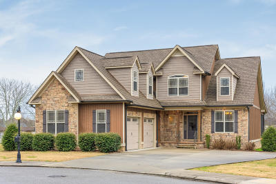 Ooltewah Single Family Home For Sale: 7423 Cash Ln