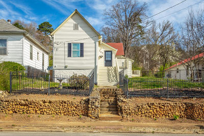 Chattanooga Single Family Home For Sale: 509 W Bell Ave