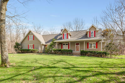 Signal Mountain Single Family Home Contingent: 1200 Laurel Springs Way