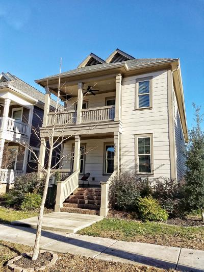 Chattanooga Single Family Home For Sale: 1718 Long St