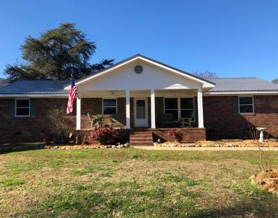 Chickamauga Single Family Home Contingent: 274 W Cove Rd