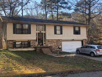 Hixson Single Family Home Contingent: 670 Charbell St