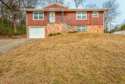 Chattanooga Single Family Home For Sale: 9112 Westminister Circle Dr
