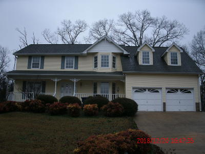 Ooltewah Single Family Home For Sale: 9203 Carriage Ln