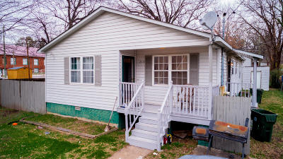 Chattanooga Single Family Home For Sale: 313 Ziegler St