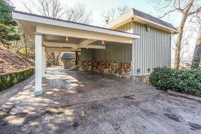 Chattanooga Single Family Home For Sale: 201 S Crest Rd
