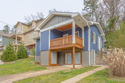 Chattanooga Single Family Home For Sale: 1043 Dartmouth St