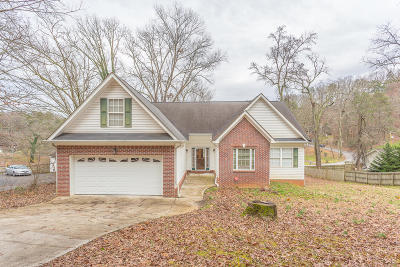 Chattanooga Single Family Home Contingent: 714 S Seminole Dr