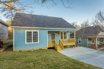 Chattanooga Single Family Home For Sale: 812 Merriam St