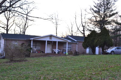 Signal Mountain Single Family Home For Sale: 122 Silvey Rd