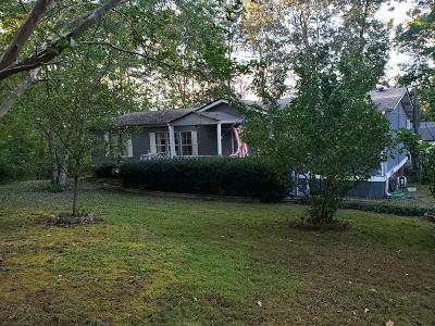 Rising Fawn Single Family Home For Sale: 1010 Dogwood Ln