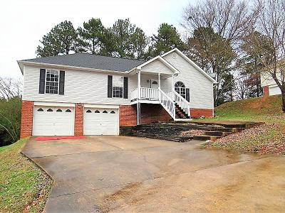 Ringgold Single Family Home For Sale: 85 Parkview Dr
