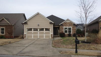 Ooltewah Single Family Home Contingent: 8681 Kennerly Ct
