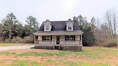 Chickamauga Single Family Home For Sale: 299 Snow Dr