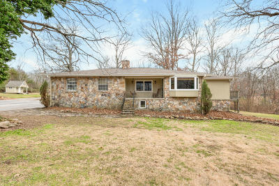 Signal Mountain Single Family Home For Sale: 2920 Corral Rd