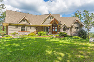 Lookout Mountain Single Family Home For Sale: 527 Lookout Crest Ln