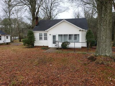 Dalton Single Family Home For Sale: 2411 Cleveland Hwy