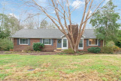 Hixson Single Family Home Contingent: 7902 Cove Ridge Dr
