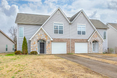 Chattanooga Townhouse For Sale: 2732 Stone Trace Dr
