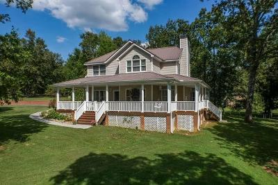 Cohutta Single Family Home For Sale: 689 Bryant Rd