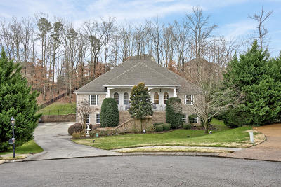 Ooltewah Single Family Home For Sale: 3065 Roundabout Ln