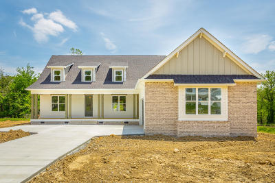 Signal Mountain Single Family Home For Sale: 2852 Signal Farms Ln #Lot 22