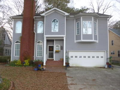Chattanooga Single Family Home For Sale: 304 Marlboro Ave