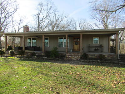 Rising Fawn Single Family Home For Sale: 511 S Moore Rd