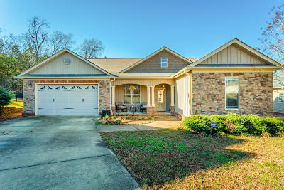 Ooltewah Single Family Home Contingent: 7620 Duskview Ct