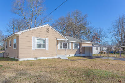 Chattanooga Single Family Home For Sale: 4315 Dupont St