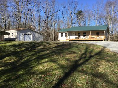 Bledsoe County Single Family Home Contingent: 251 Ashworth Pt