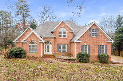 Chattanooga Single Family Home For Sale: 3156 Forest Shadows Dr