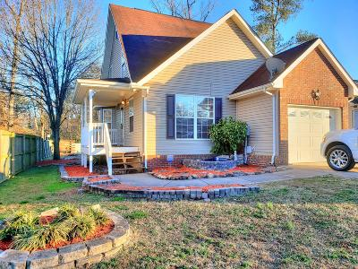 Chattanooga Single Family Home For Sale: 1542 Cora Dr