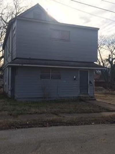 Chattanooga Single Family Home For Sale: 1510 E 12th St