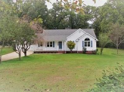 Ringgold Single Family Home For Sale: 855 Debbie Ln