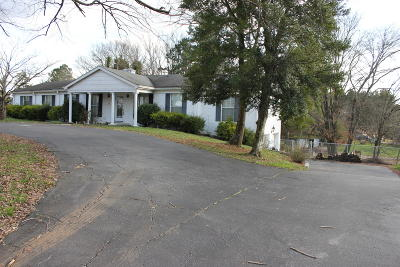Chattanooga Single Family Home For Sale: 9542 E Brainerd Rd