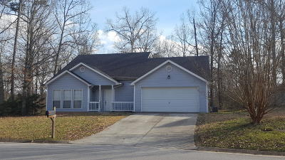 Ooltewah Single Family Home For Sale: 5980 Riley Rd