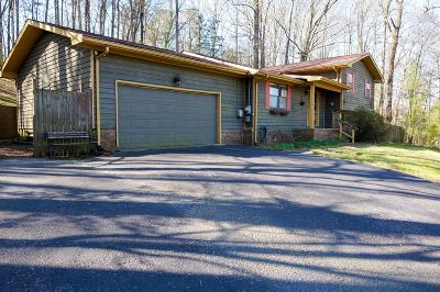 Ringgold Single Family Home For Sale: 385 Indian Mound Rd