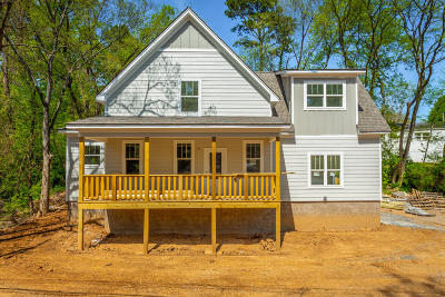 Chattanooga Single Family Home For Sale: 523 Manchester Dr