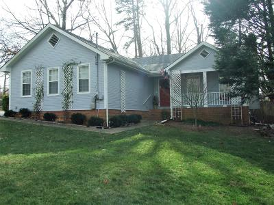 Signal Mountain Single Family Home For Sale: 401 Hampton Rd
